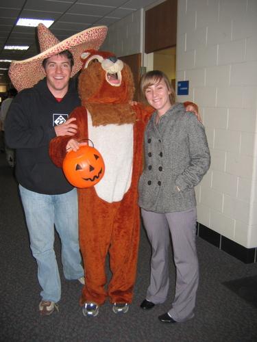 Dow Halloween 2008