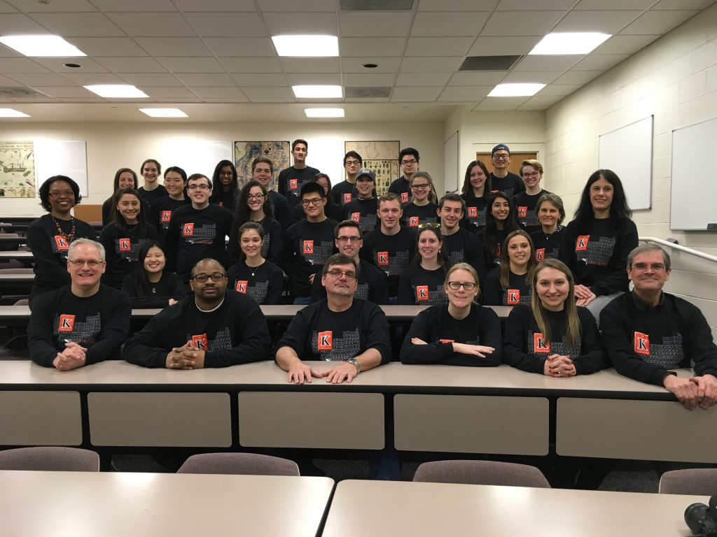 class of 2019 chemistry majors