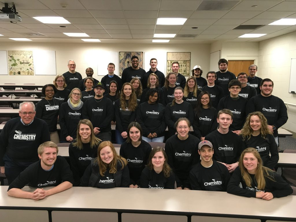 class of 2020 chemistry majors