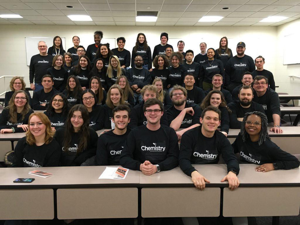 class of 2022 chemistry majors